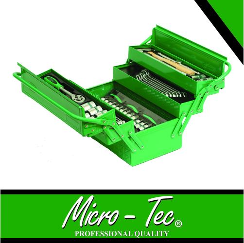 TOOLBOX SET 85 PC MECHANICS – Micro-Tec